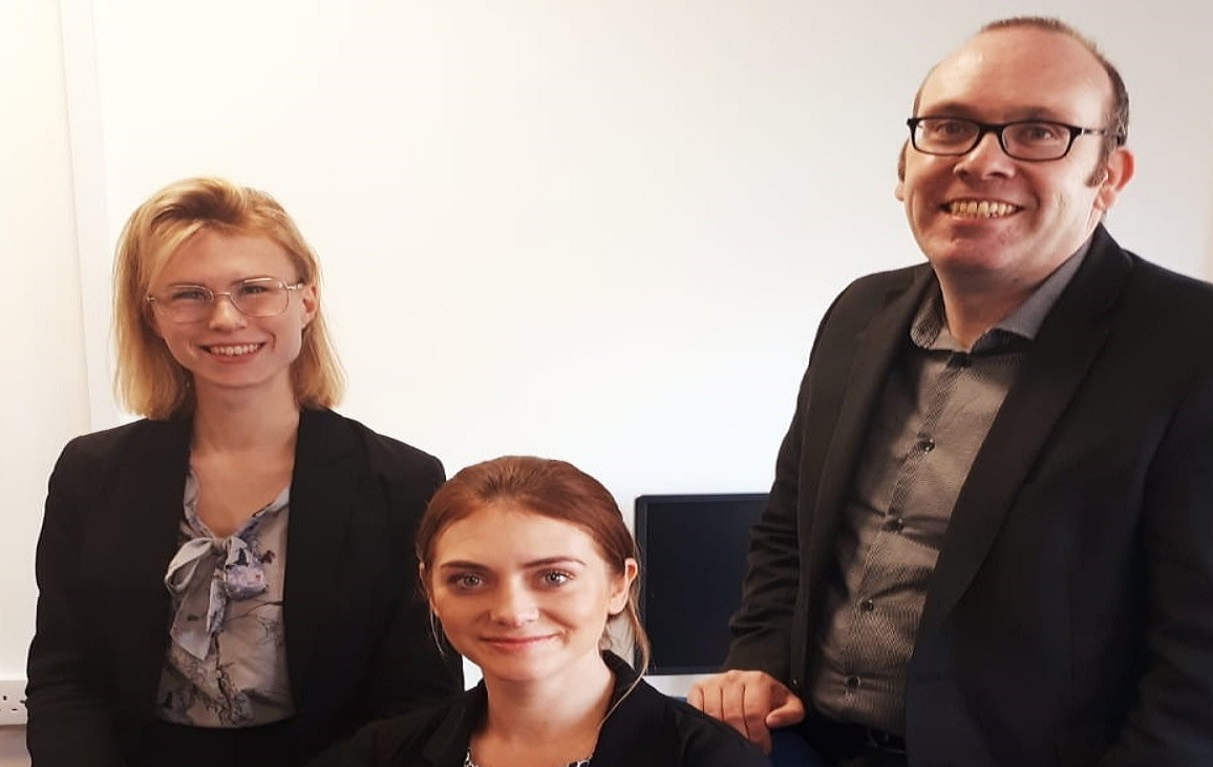 BFS bolsters team with three new hires